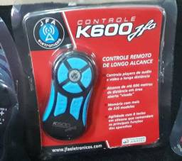Controle longa distancia JFA K600