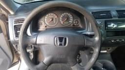 Vendo Honda Civic 2001 Lx 1.7 - 2001