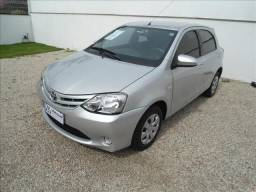 TOYOTA ETIOS 1.5 XLS 16V FLEX 4P MANUAL - 2015