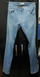 65449706a3 QUEIMA calças masculinas da ZARA e outras (ótimo estado)