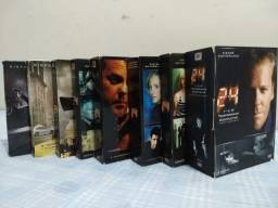 Série 24 Horas Box DVD Completa (Raridade), usado comprar usado  Cidade Ocidental
