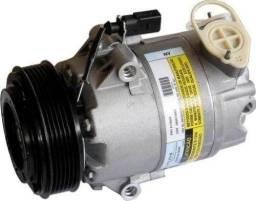 Compressor de Ar de Carro instalado, Spin, Astra Zafira,Calsonic,Denso,Delphi, Celta, Clas