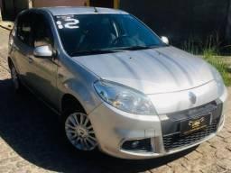Sandero 1.6 Automático 2012 - 2012