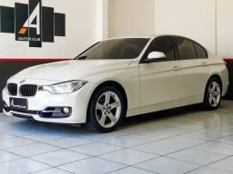 BMW 320I 2015/2015 2.0 SPORT 16V TURBO ACTIVE FLEX 4P AUTOMÁTICO - 2015