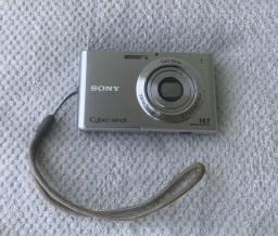 Camera DSC W330 - SONY - sem marcas de uso