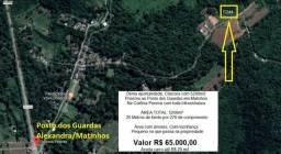 Chácara em Matinhos, 5200 m2, Toda Infraestrutura na Região, R$ 65 mil