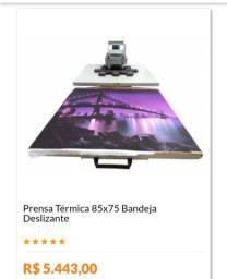Prensa térmica $4'200