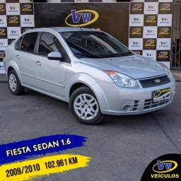FIESTA 2009/2010 1.6 MPI SEDAN 8V FLEX 4P MANUAL