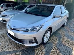 Corolla Xei 2.0 Flex 2018 Prata