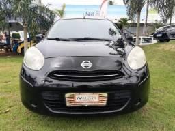 Nissan S March S 1.0 16v Flex 5p
