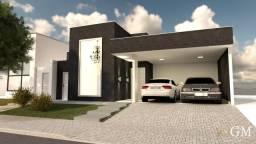 Casa em Condomínio para Venda em Álvares Machado, Condomínio Residencial Valência I, 3 dor