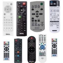 Controles para projetores diversas marcas ( orçamento via whatsapp )