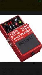 Loop Station RV-3 (pedal BOSS) oferta imperdível!!!!