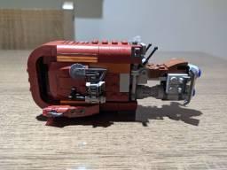 Lego Star Wars - Speeder da Rey - Disney - 75099