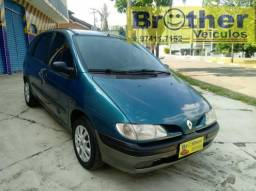 Renault Scenic 1999/2000 1.6 Rt 16V Gasolina 4P Manual