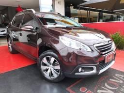 Peugeot 2008 2016 flex automático Imperdível Financia 100%