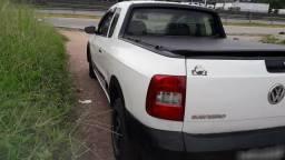Vendo Saveiro trend cabine estendida 1.6 8v carro não bate um parafuso - 2011