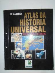 Título do anúncio: Atlas Da História Universal - Editora O Globo