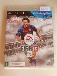 Jogo PS3 PlayStation3 - FIFA 13 - EA Sports - Mídia Física