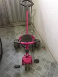 Triciclo infantil marca bandeirante
