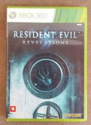 Jogo Resident Evil Revelations (original)