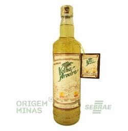 Cachaça Velha Aroeira - Garrafa 670 ml