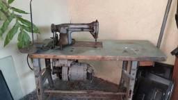Maquina industrial pra couro