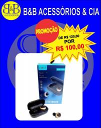 Fone bluetooth inova somente R$80,00