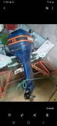 Motor de popa 15 evinrude
