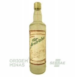 Cachaça Aroeirinha - Garrafa 670 ml