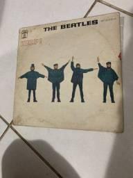 LP Beatles Help! ORIGINAL