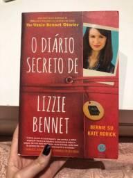 Livro O Diário Secreto de Lizzie Bennet