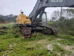 Escavadeira Volvo EC700