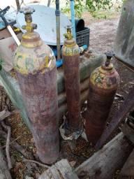 Cilindro de gás para co2