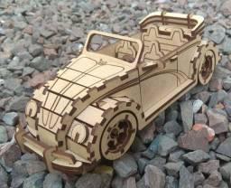 Fusca Cabriolet puzzle