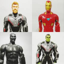 Kit Vingadores