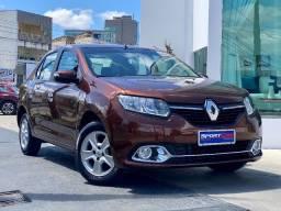 Renault Logan Dynamique 1.6 2014 - top de linha