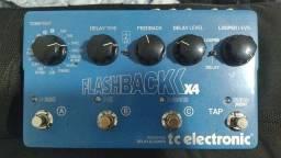 Delay flash Back x4