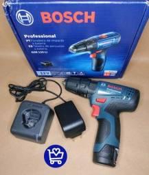 """Parafusadeira e Furadeira a Bateria de 3/8"""" Bosch"""