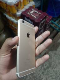 iPhone gold 64gigas