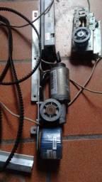 Motor para Porta automática com correia