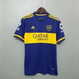 Camisa do Boca Jr Oficial