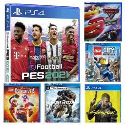 PLAY GAMES PS4 (LACRADOS)