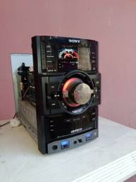 Cabeça de som Genezi GTR 66H