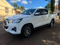 Hilux Cd Srv 4x4 Aut 2019