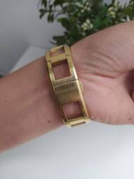 Relógio Calvin Klein Feminino Dourado