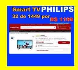 [][][] Novo_caixa_lacrada Smart TV Philips   _#_5072xmpad