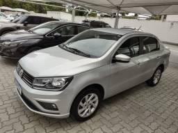 Volkswagen Voyage 1.6 Manual 2019 com apenas 14 mil kms