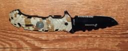 Canivete Camuflado Desert United States Marine Corps<br><br>