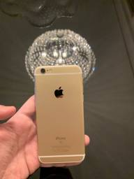 Oportunidade!! iPhone 6s 32gb Gold